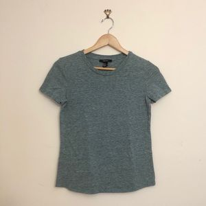 Green cotton Forever 21 t-shirt
